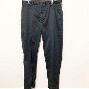 Men's Dockers Black Dress Pants Sz 36x34